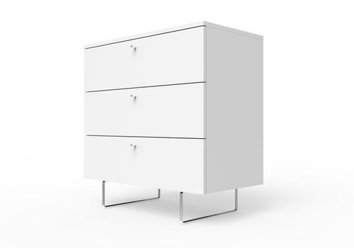 "Spot On Square Spot On Square Alto Dresser 34"" - White"