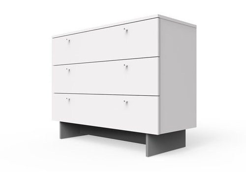 "Spot On Square Spot On Square Roh Dresser 45"" Wide - White"