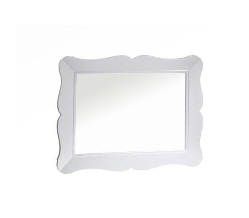Natart Alexa Mirror In Silver