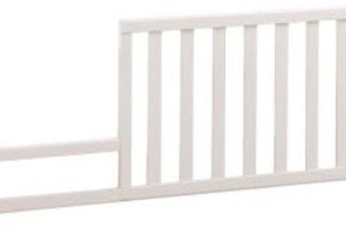 Natart Natart Allegra Toddler Gate In French White