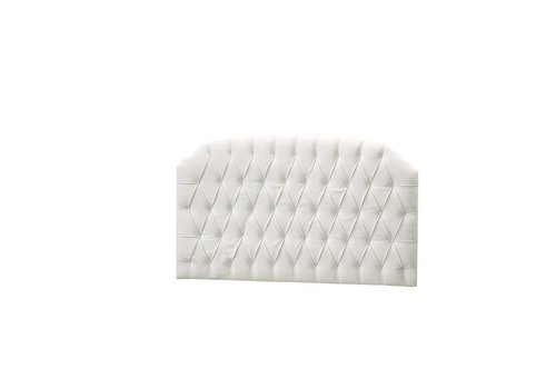 Natart Natart Allegra-Alexa Tufted Panel In White