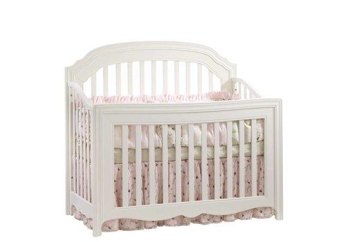 Natart Natart Allegra 4 In 1 Convertible Crib to Double In Linen