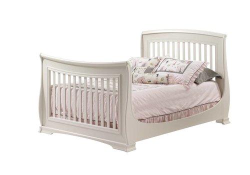Natart Natart Bella Double Bed 54 Inches In Linen