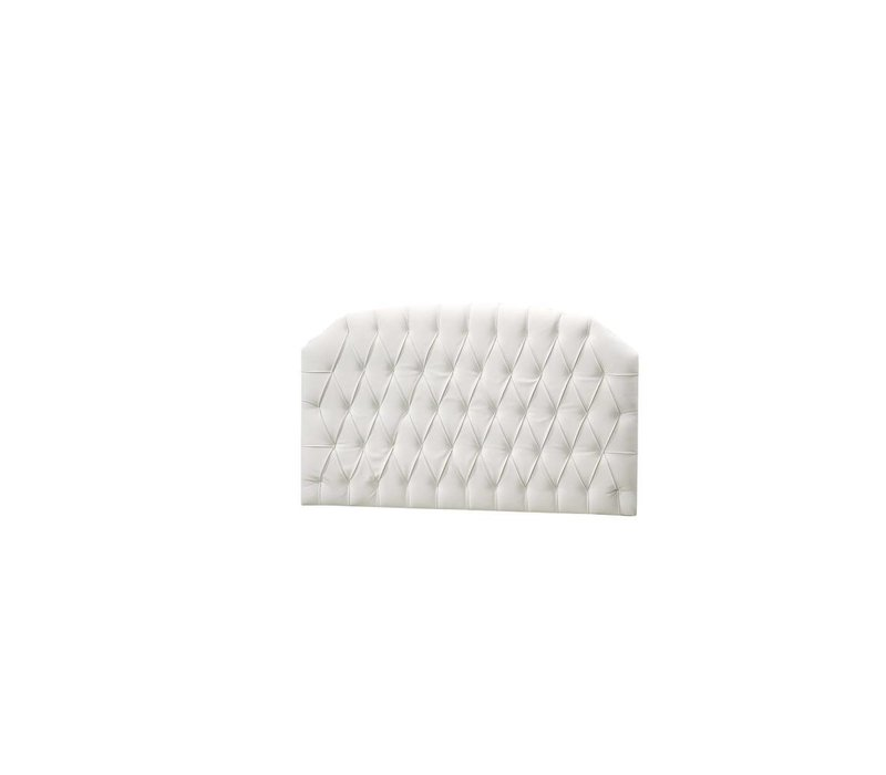 Natar Bella Tufted Panel In White