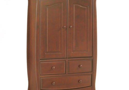 Natart Natart Bella Armoire In Walnut