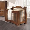 Natart Natart Bella 4 In 1 Convertible Crib to Double In Walnut