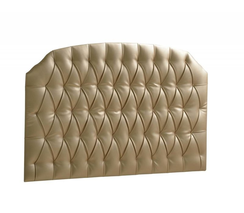 Natart Bella-Gold tufted Panel  (use with 70503,70596)