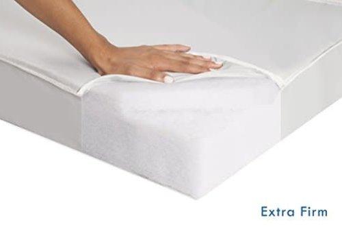 DaVinci DaVinci 100% Non-toxic Complete Portacrib Extra-Firm Fiber Crib Mattress with Hypoallergenic Waterproof Cover