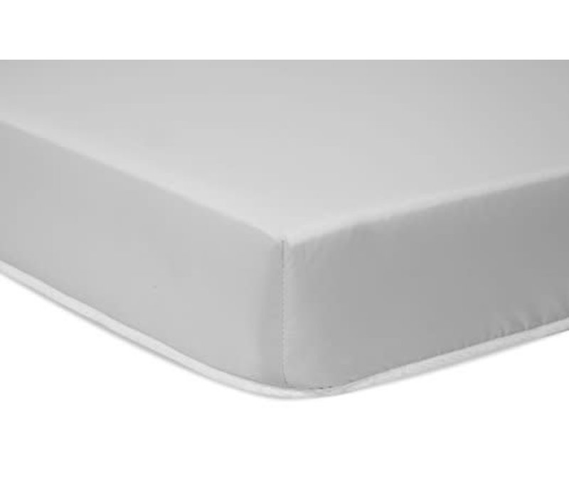 DaVinci 100% Non-toxic Complete Portacrib Extra-Firm Fiber Crib Mattress with Hypoallergenic Waterproof Cover