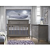 Natart Belmont Crib In Grigio, And Double Dresser