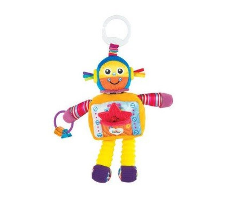 Lamaze Clip And Go Mitchell Moonwalker