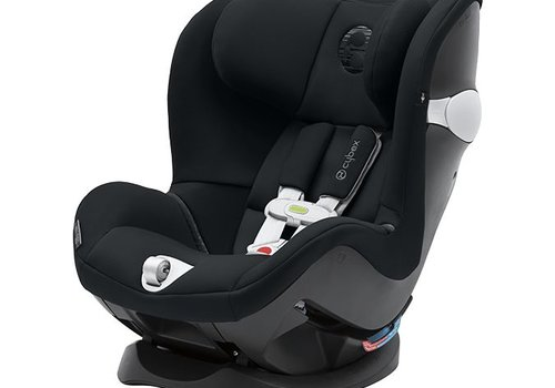 Cybex Cybex Sirona M Sensorsafe 2.0 Car Seat in Lavastone Black