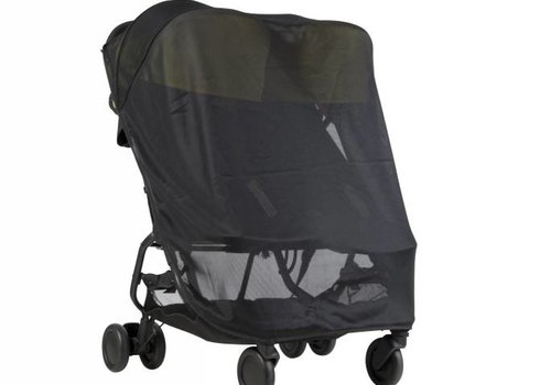 Mountain Buggy Mountain Buggy Nano Duo Double Sun Cover