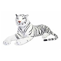 Melissa And Doug White Tiger Giant Stuffed Animal