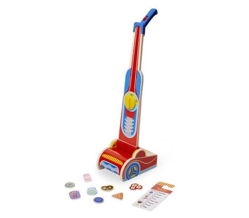 Melissa And Doug Vacuum Cleaner Play Set