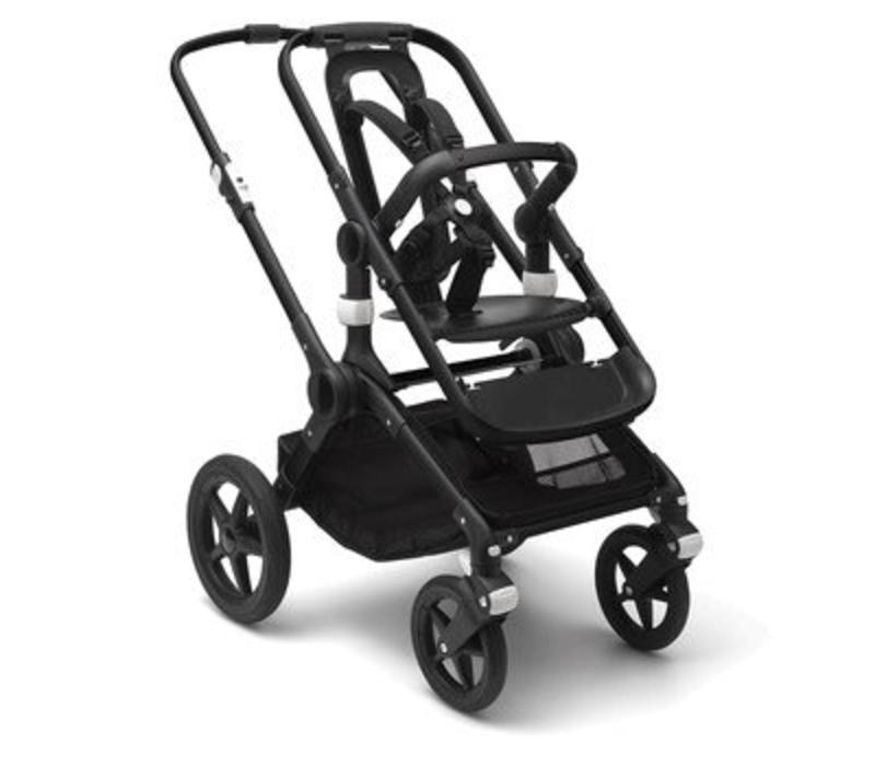 Bugaboo Fox Base Chassis In Black
