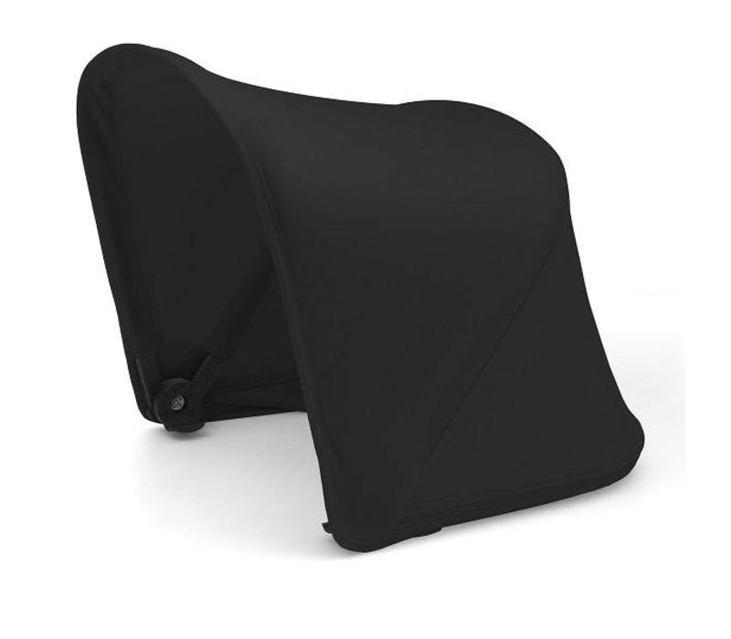 Bugaboo Fox Sun Canopy In Black