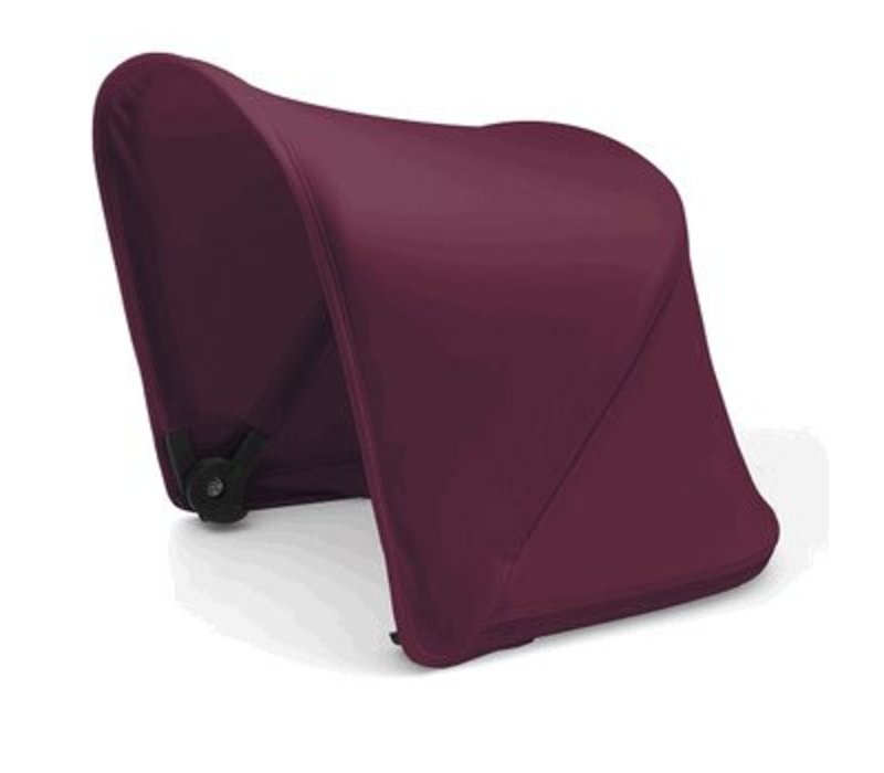 Bugaboo Fox Sun Canopy In Ruby Red