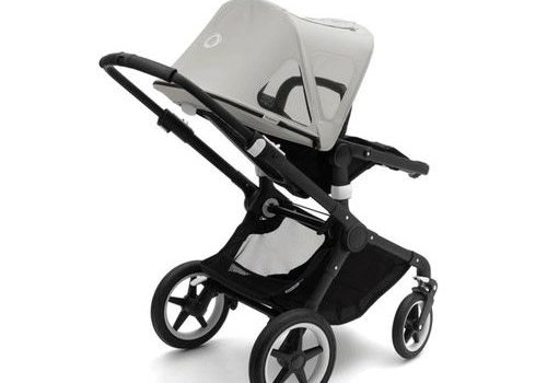 Bugaboo Bugaboo Fox and Cameleon3 Breezy Sun Canopy In Arctic Grey
