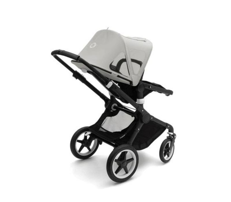 Bugaboo Fox and Cameleon3 Breezy Sun Canopy In Arctic Grey