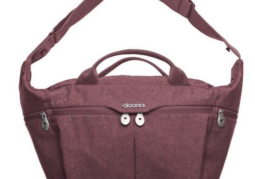 Doona Doona All-Day Bag In Cherry- Red
