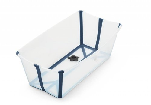 Stokke Stokke FlexiBath In Transparent Blue