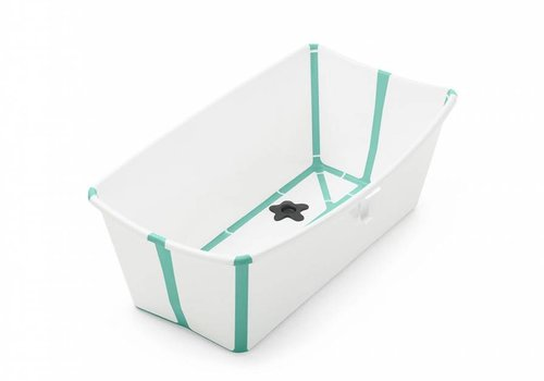 Stokke Stokke FlexiBath In White Aqua