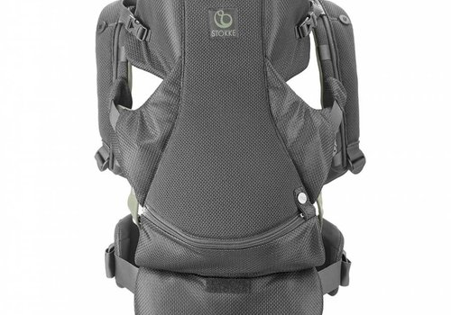 Stokke Stokke MyCarrier Front Carrier In Green Mesh