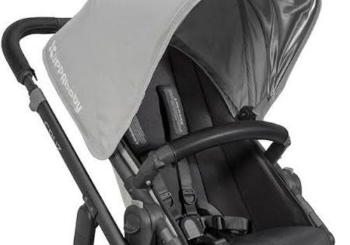 UppaBaby Uppa Baby Leather Bumper Covers-Black For Vista, Cruz, Rumble Seat