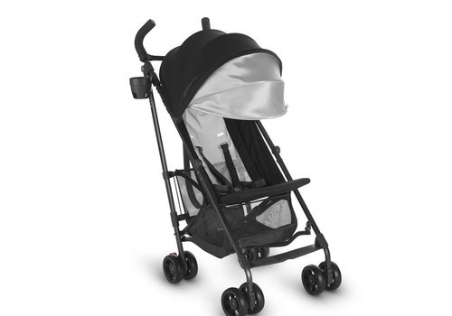 UppaBaby 2018 Uppa Baby G-Lite Stroller In Jake (Black/Carbon)