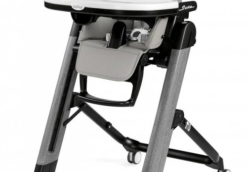 Peg-Perego Peg Perego Prima Siesta High Chair In Ambiance Grey