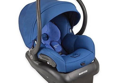 Maxi Cosi 2018 Maxi Cosi Mico 30 Infant Car Seat With Base In Vivid Blue