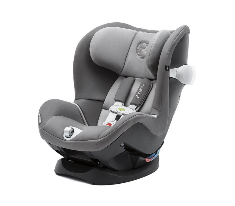 Cybex Sirona M Sensorsafe 2.0 Car Seat in Manhattan Grey