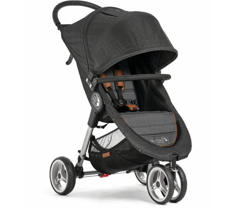 2018 Baby Jogger City Mini 3 Wheel Single In Anniversary With Belly Bar