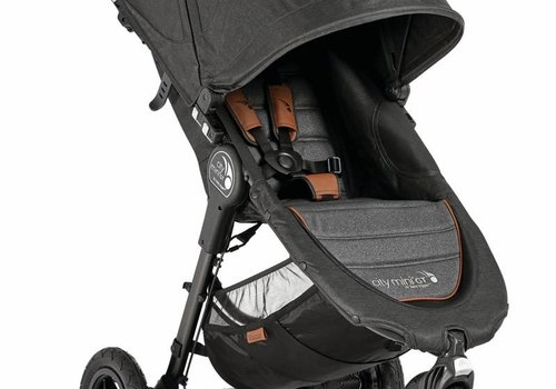 Baby Jogger 2018 Baby Jogger City Mini GT Single In Anniversary Edtion With Belly Bar