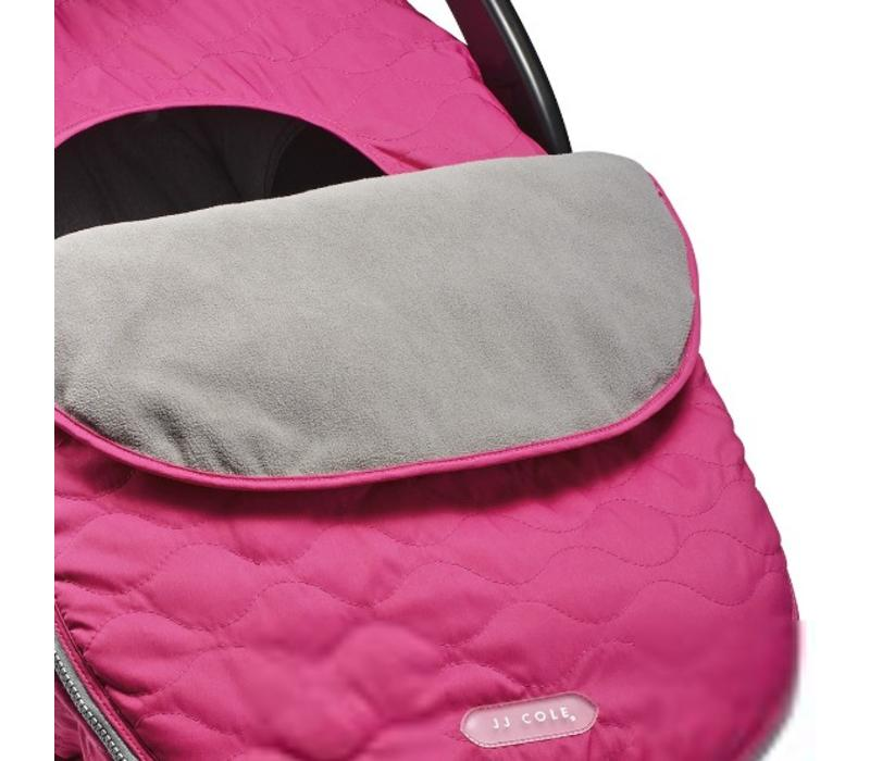 JJ Cole Car Seat  Cover In Sassy Wave