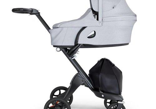 Stokke 2018 Stokke Xplory Carrycot Grey Melange (Stroller Frame Not Included)