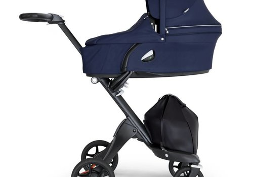 Stokke 2018 Stokke Xplory Carrycot Deep Blue (Stroller Frame Not Included)