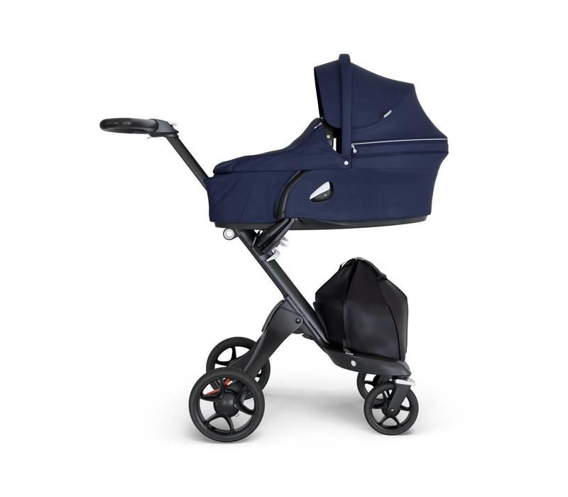 2018 Stokke Xplory Carrycot Deep Blue (Stroller Frame Not Included)