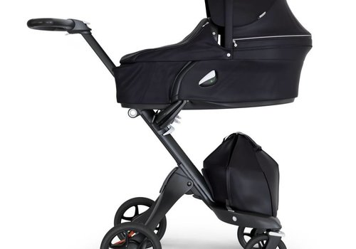 Stokke 2018 Stokke Xplory Carrycot Black (Stroller Frame Not Included)
