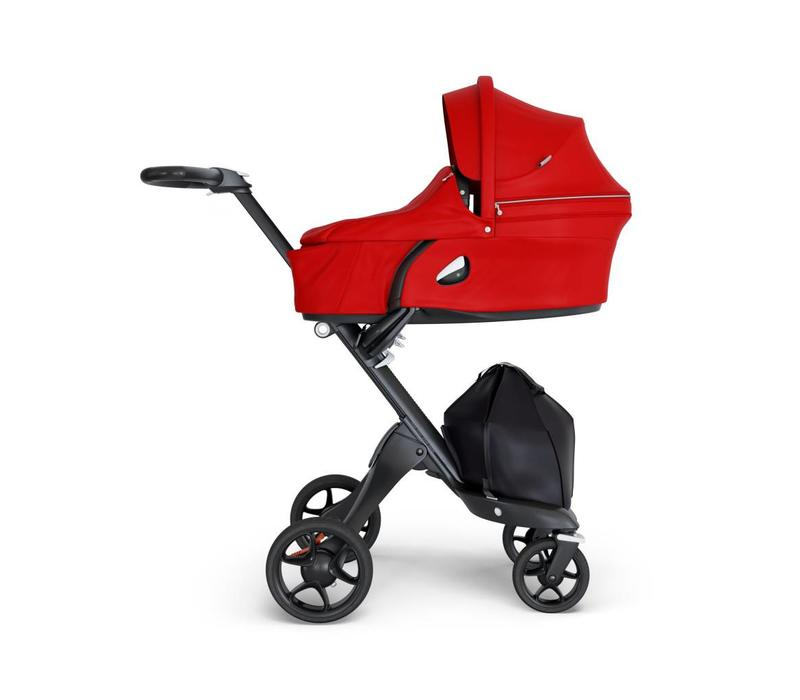 2018 Stokke Xplory Carry cot Red (Stroller Frame Not Included)