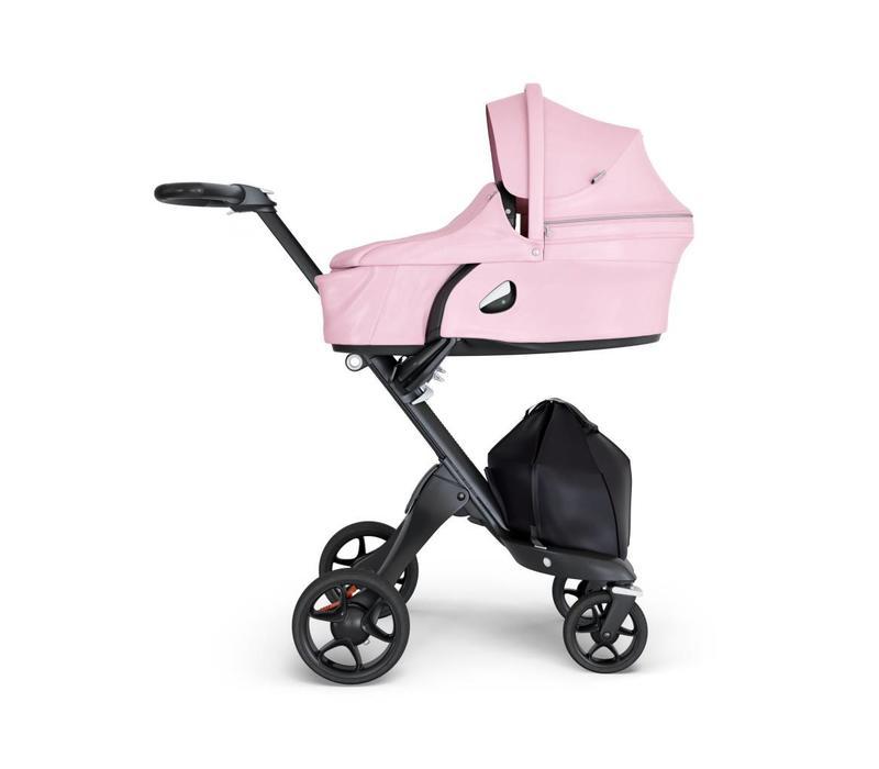 2018 Stokke Xplory Carry Lotus Pink (Stroller Frame Not Included)