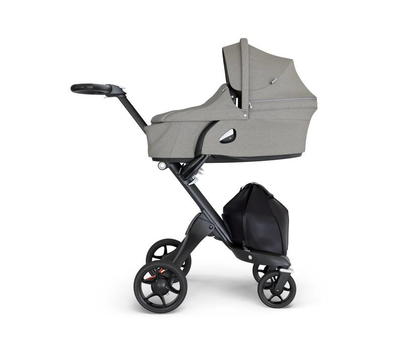 2018 Stokke Xplory Carry Brushed Grey (Stroller Frame Not Included)