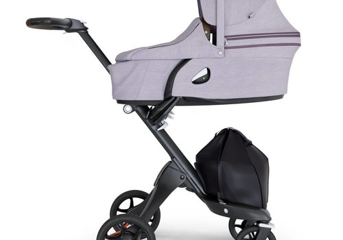 Stokke 2018 Stokke Xplory Carry Brushed Lilac (Stroller Frame Not Included)