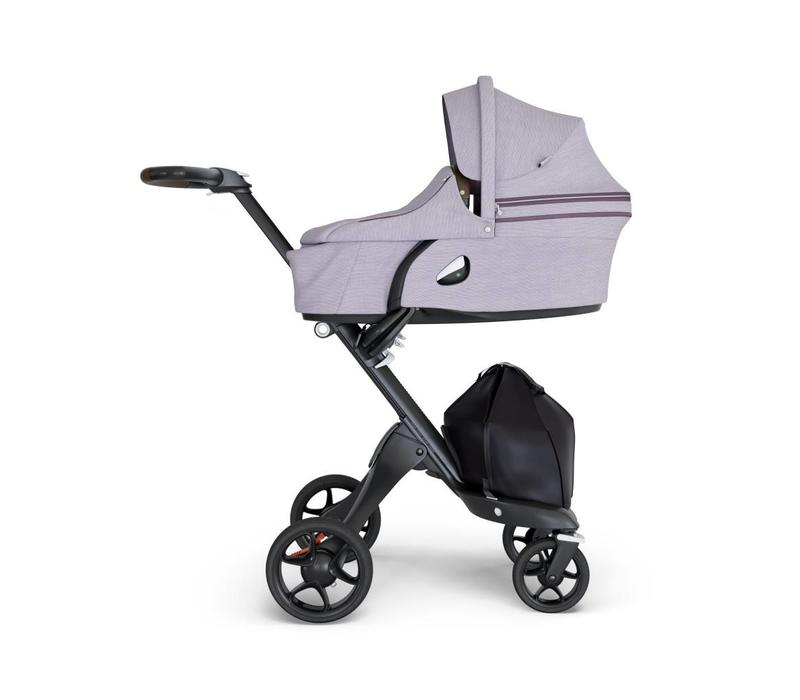 2018 Stokke Xplory Carry Brushed Lilac (Stroller Frame Not Included)