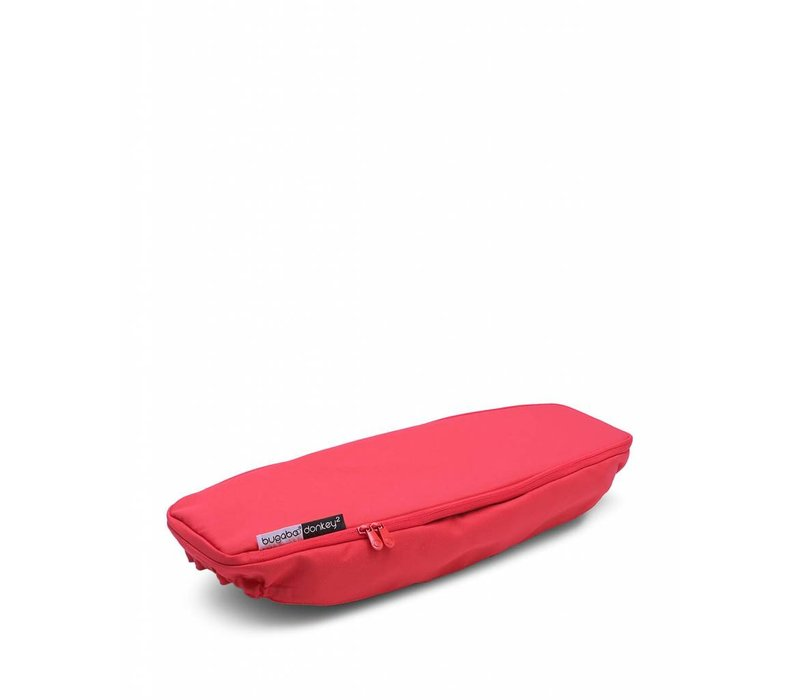 Bugaboo Donkey2 Side Luggage Basket Cover In Neon Red (BOX 4)