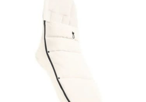 Bugaboo Bugaboo Universal Footmuff In Fresh White
