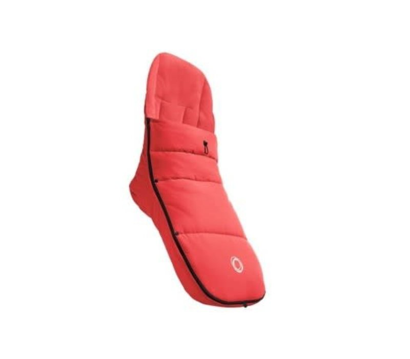 Bugaboo Universal Footmuff In Neon Red