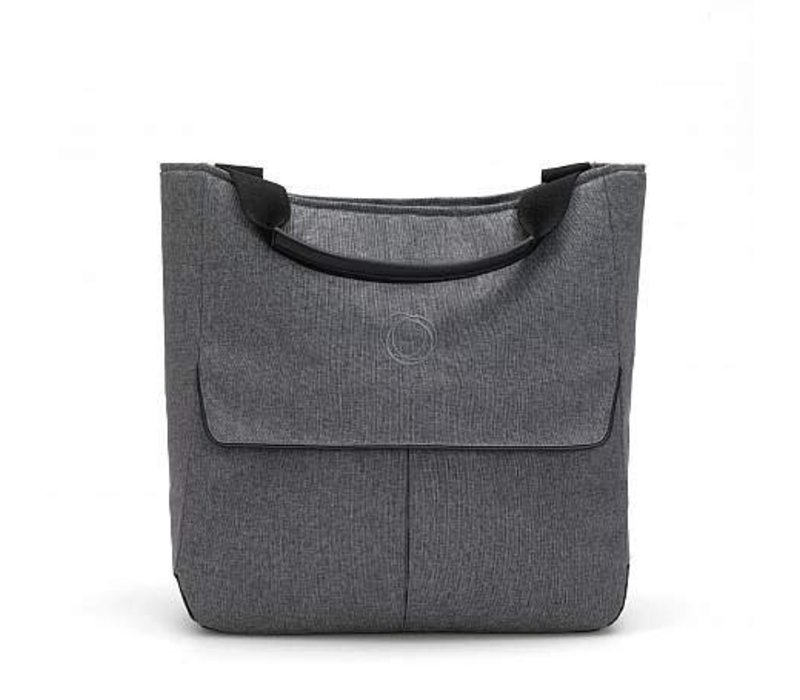 Bugaboo Bee Mammoth Bag In Grey Melange