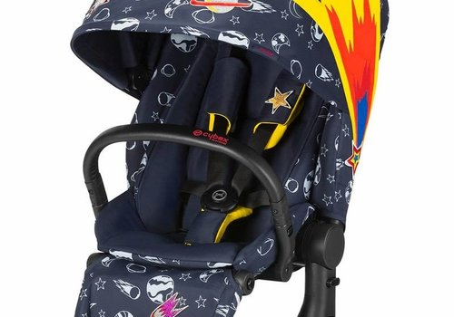 Cybex Cybex PRIAM Seat Lux Space Rocket | navy blue
